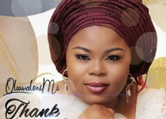 Music: Oluwalonimi – Thank You Lord