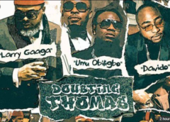 Audio+Video: Larry Gaga Ft. Umu Obiligbo X Davido – Doubting Thomas