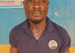36-Year-Old Bus Driver Arrested For Defiling Four-Year-Old Pupil (Photo)