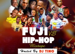 Mixtape: DJ Tino – 2021 Fuji Vs Hip Hop