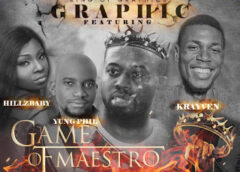 Music: Maestro Ft. Hillzbaby X Yung Phil X Krayven – Graphic | @MaestroMusic10