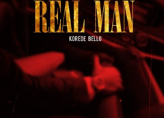 Music: Korede Bello – Real Man