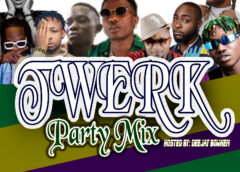 Mixtape: DeeJay Bowhem – Twerk Party Mix