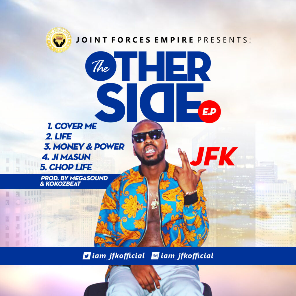 EP Album: JFK – The Other Side (EP)