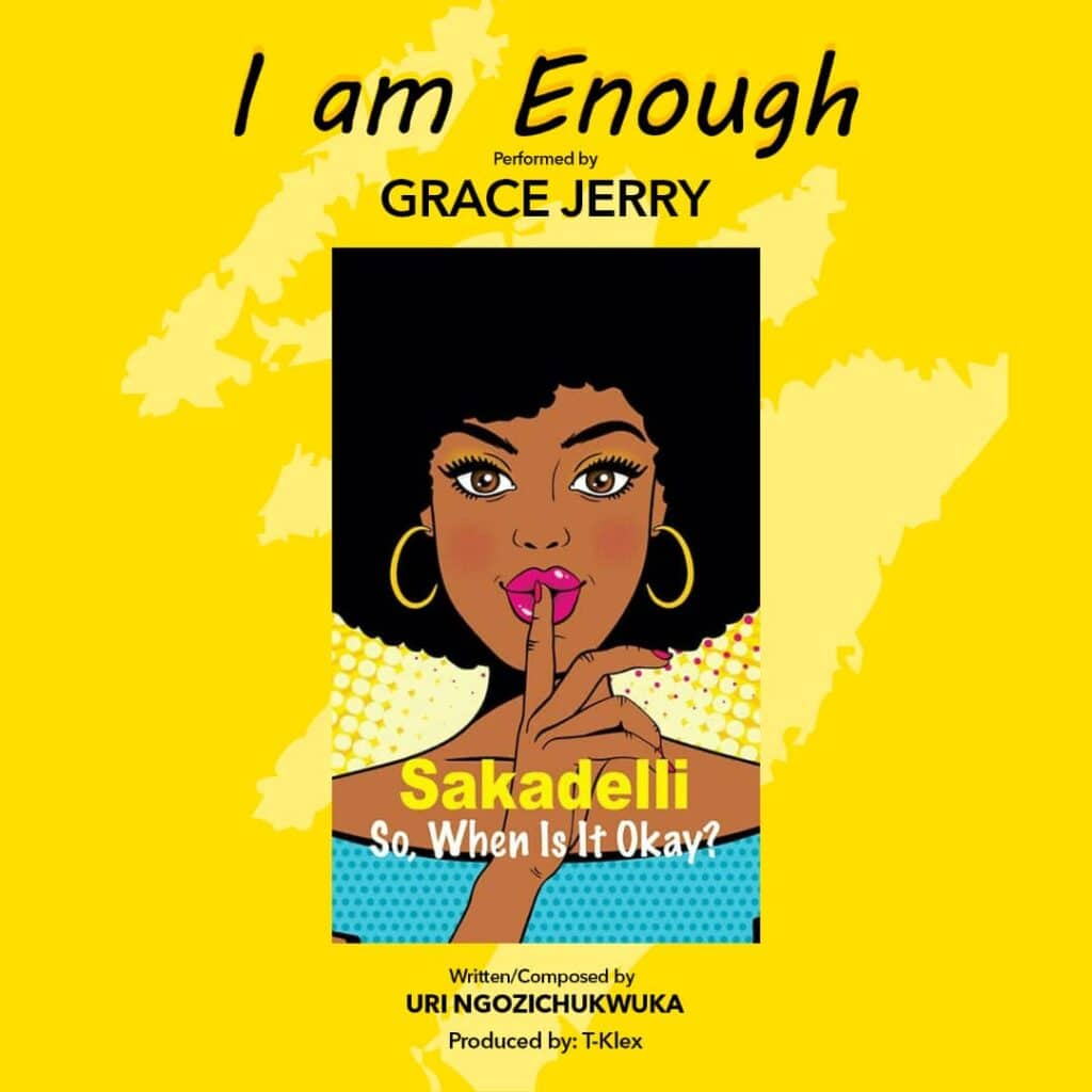 Music: Sakadelli – I Am Enough