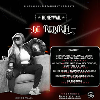 Album: Honeywail – De Rebirth | @honeywail