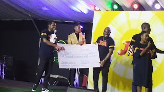 AUSTIN AMINU EMERGES WINNER OF FIRST EVER NOTHERN GOSPEL SINGING CONTEST, WALKS AWAY WITH N500,000..