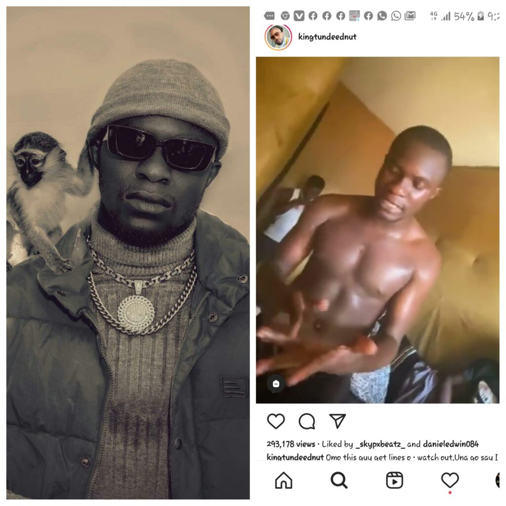 Jehova Rapper AKA Alaga Kansu Shocks Nigerians With Mind Blowing Lines, Check Out!