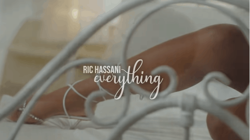 Video: Ric Hassani – Everything