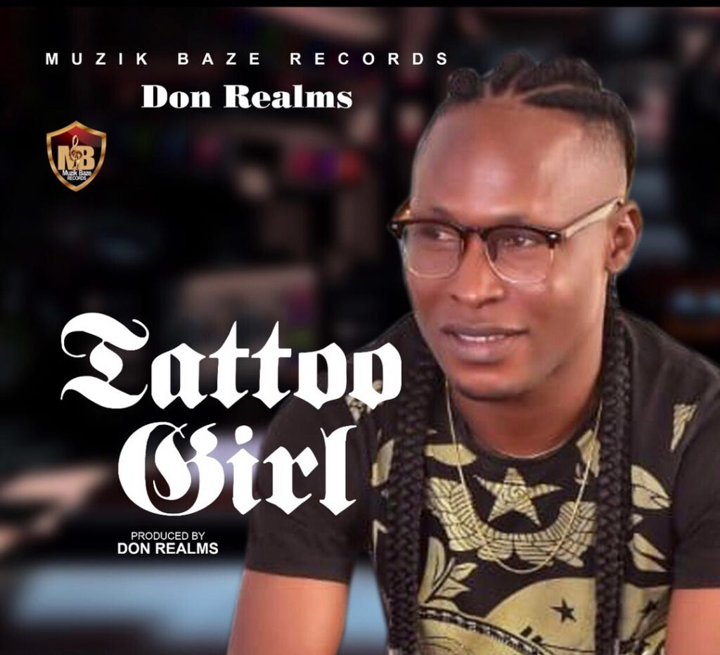 Music: Don Realms – Tattoo Girl (Prod. By Don Realms)