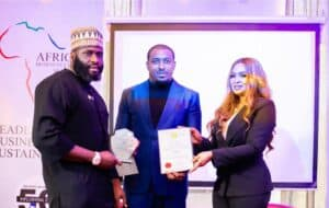 """""""Top 50 Most Influential CEO's in Africa"""" – Dr Zekeri Usman Bags African Business Leaders Awards"""